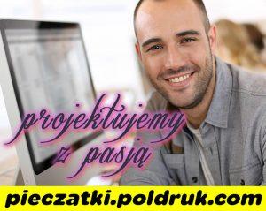 Pieczątki Projekty Katowice